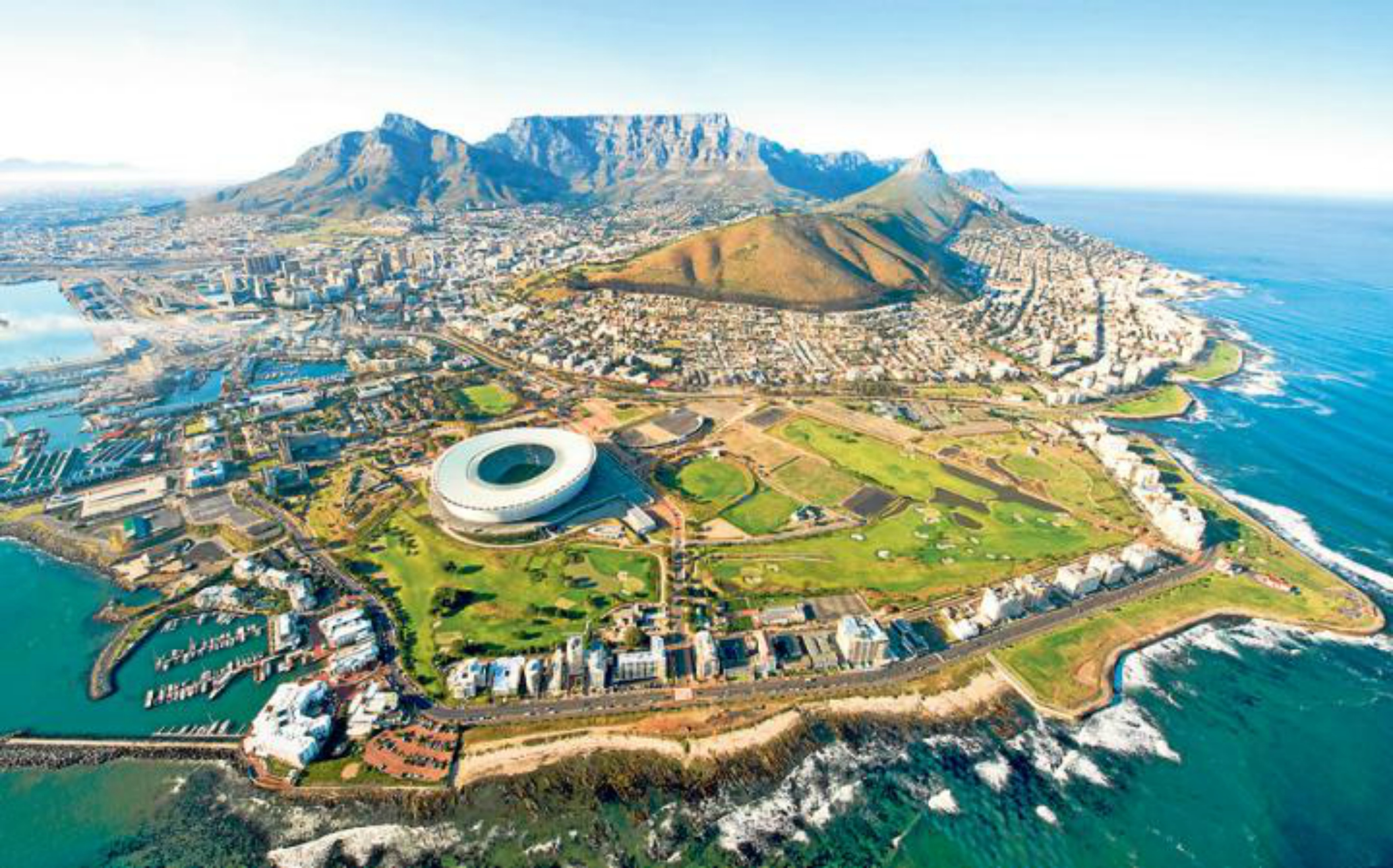 City Of Cape Town: Cape Town, South Africa Set To Run Out Of Water