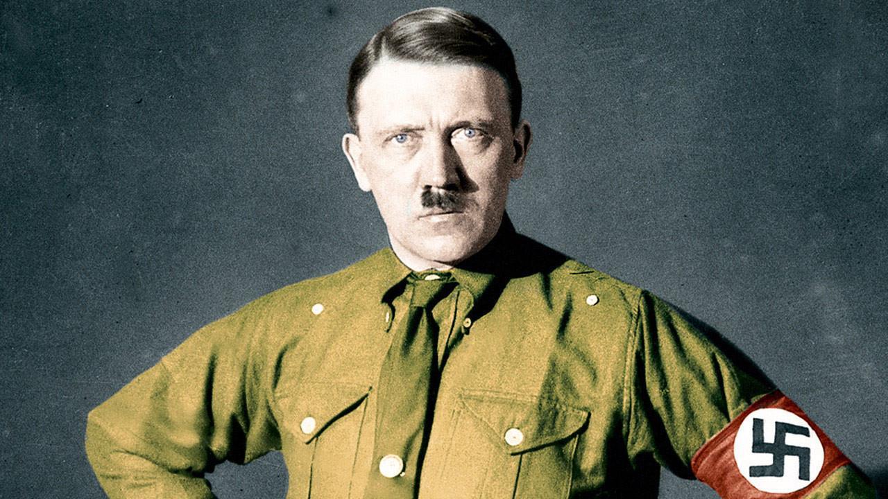 adolf hitler was a great leader